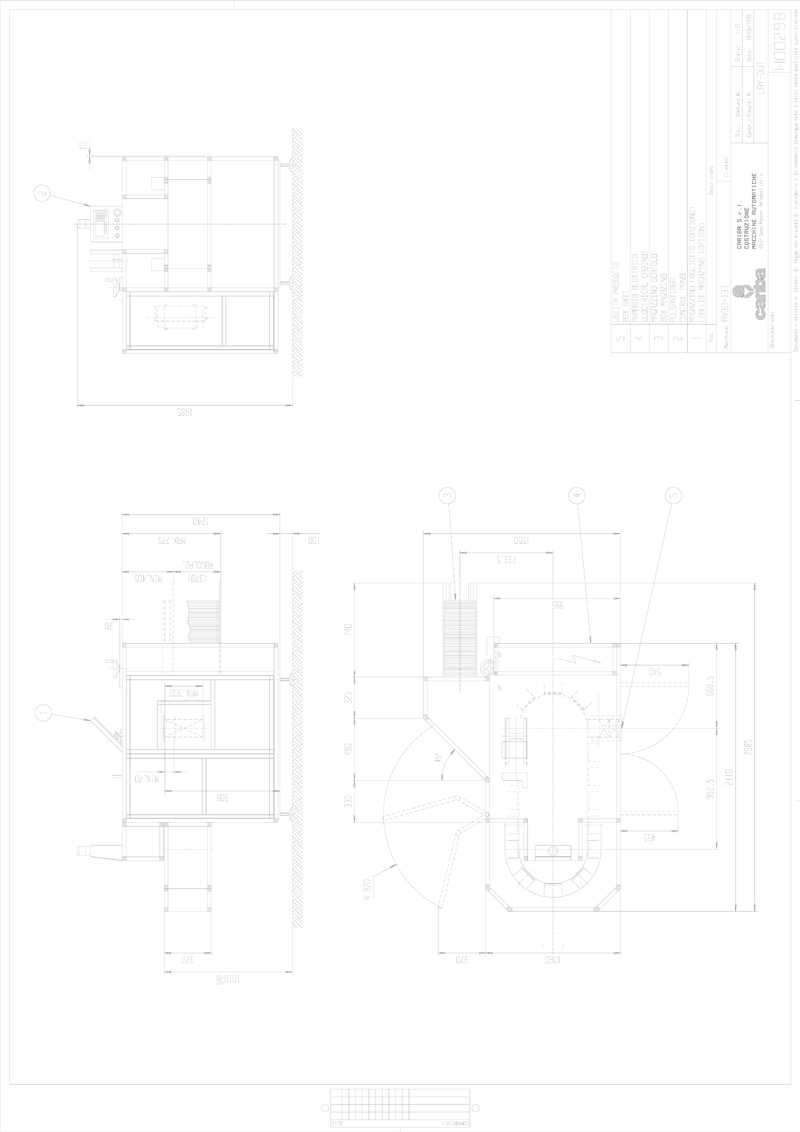 AV30 layout